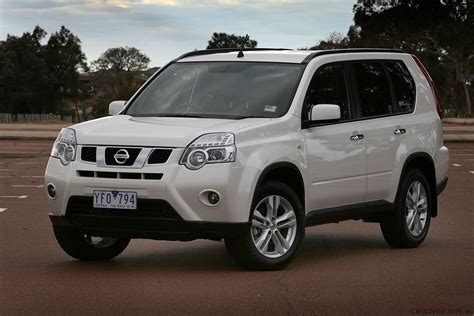 nissan x trail 2wd review caradvice