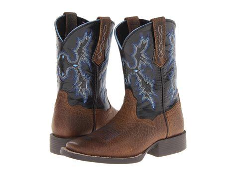 toddler boys cowboy boots ariat tombstone toddler kid big kid cowboy