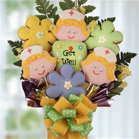 get well cookie bouquet sold out