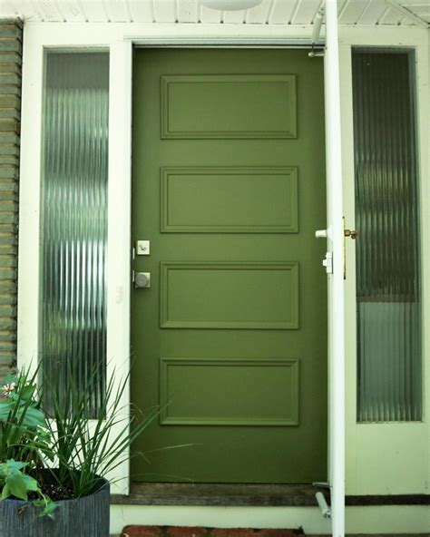 painting the front door diy the wolf the wardrobe learn how to paint your front door how tos diy