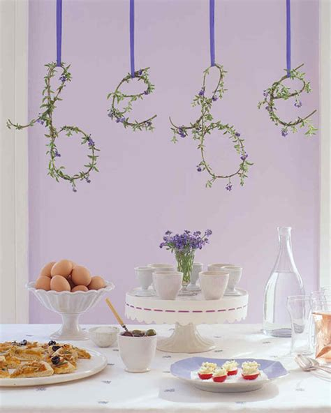 Baby Shower Decorations Martha Stewart by The Best Baby Shower Themes Martha Stewart