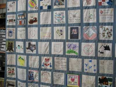 Family Picture Quilt by Family Quilts Ideas Family Quilt
