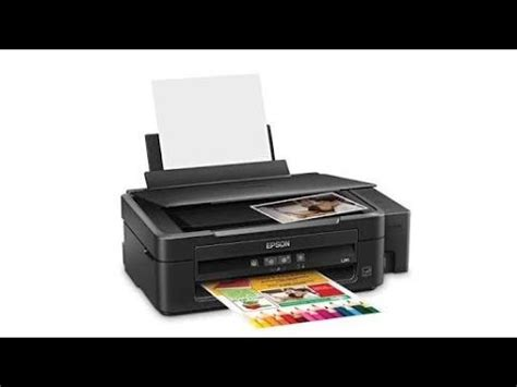 cara reset epson l210 paper jam unboxing epson l120 recommended printer home and offic