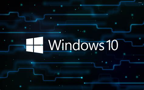 computer network themes windows 10 white text logo on a network wallpaper