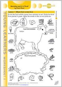 by carol read onestopenglish amazing world of food onestopenglish