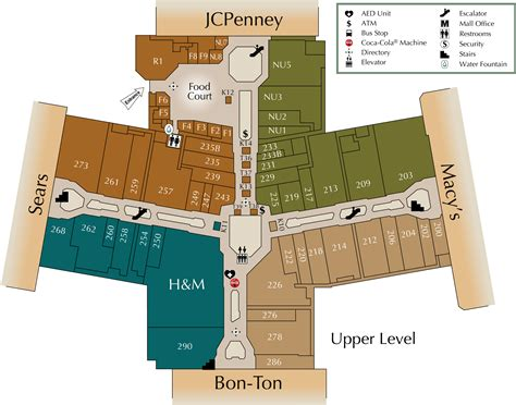 layout of westmoreland mall fashion show mall floor plan thefloors co