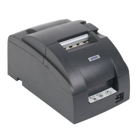 Printer Epson Tmu 220 epson tm u220 posmicro