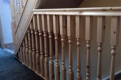 fitting banister spindles calculate how many spindles are required