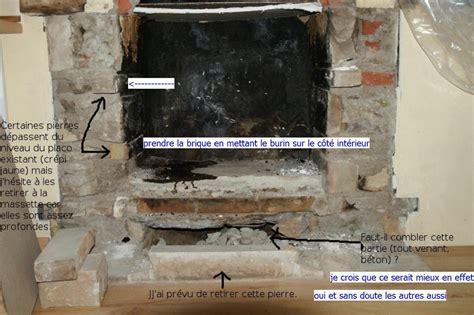 comment demonter une cheminee avec insert demontage chemin 233 e