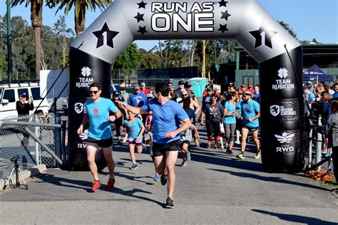 5k From by Run As One 5k Invites Veteran Collaboration Government