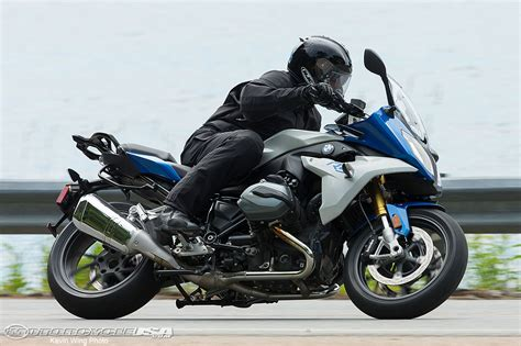 2016 bmw r1200rs ride review motorcycle usa
