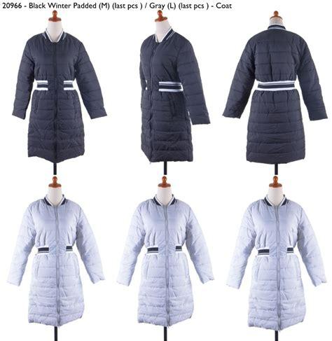 Jaket Bahan Parasut Wanita 1 jual 20966 baju jaket tebal salju winter bahan parasut thick jacket wanita s wardrobe