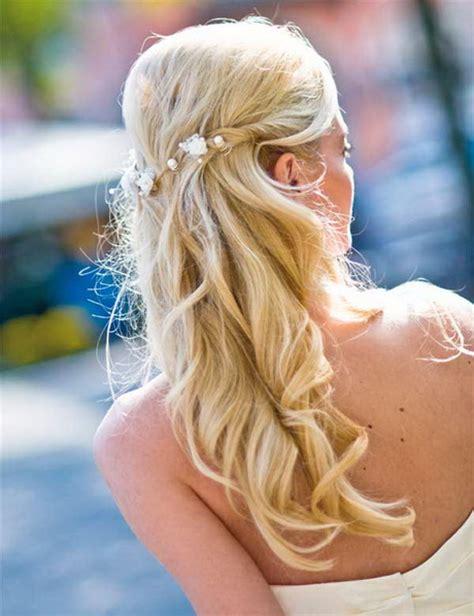 Brautfrisur Offene Haare by Brautfrisuren Offene Haare