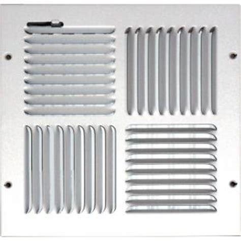 speedi grille 10 in x 10 in ceiling sidewall vent