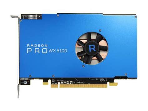 Vga Radeon Firepro Wx 5100 8 Gb configure pc w amd radeon pro wx 5100 8gb card