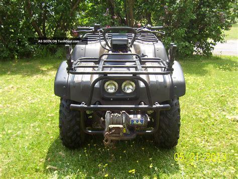 Suzuki Quadrunner 4x4 2000 Suzuki Quadrunner 250 4x4