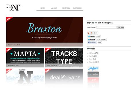 best websites for free fonts top 8 free font for print designers chart review