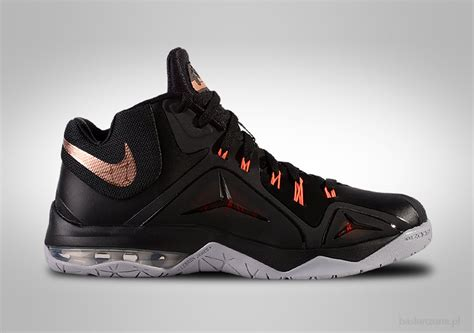 nike zoom lebron ambassador vii black metallic price  basketzonenet