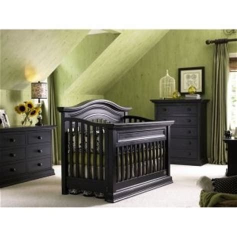 Convertible Nursery Furniture Sets Bonavita Sheffield Lifestyle 4 In 1 Convertible Crib Collection Nursery Furniture Sets At