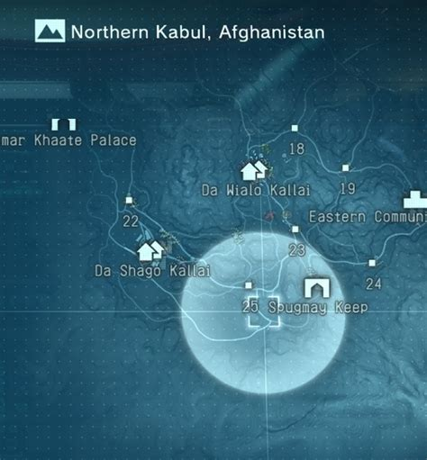 mgsv africa map mgs v the phantom and ultra animals