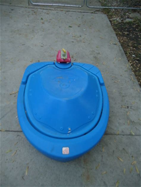 little tikes boat sandbox free little tikes blue boat sandbox water table other