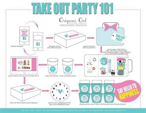Origami Owl Business Supplies - take out an easy way to host a contact me
