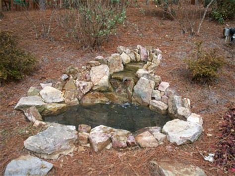 Water Features For Small Backyards by Solutions In Atlanta Ga Backyard Waterscape