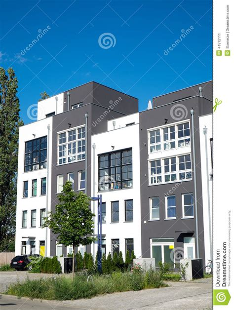 appartments in berlin serial housing in berlin stock photo image 41812111