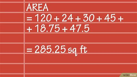 Calculate Square Footage Of A Room With 5 Walls - c 243 mo calcular los metros cuadrados de una habitaci 243 n
