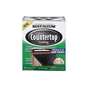 Rustoleum Countertop Paint Colors by Rust Oleum 254853 Quart Interior Countertop Coating