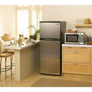 Black Kitchen Storage Cabinet danby mid size refrigerator black with stainless steel