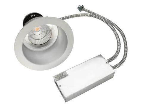 Lu Downlight 1 X 18 Watt maxlite 18 watt 2x18 watt cfl equivalent dimmable 4000k 6 quot led recessed downlight retrofit