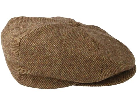 Brixton Ollie Cap Brown 1 ollie moss flat cap brixton caps hatstore co uk
