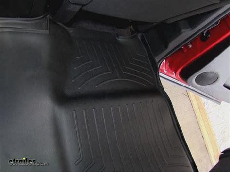 Floor Mats For 2013 Chevy Silverado by 2013 Chevrolet Silverado Floor Mats Weathertech