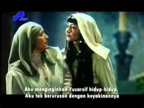 film nabi yusuf di tvmu film nabi yusuf as zulaikha vs yusuf 4 youtube