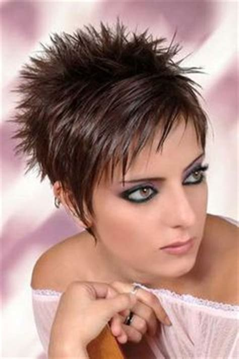 spikey hair styles for a black small round face 25 best ideas about short spiky hairstyles on pinterest
