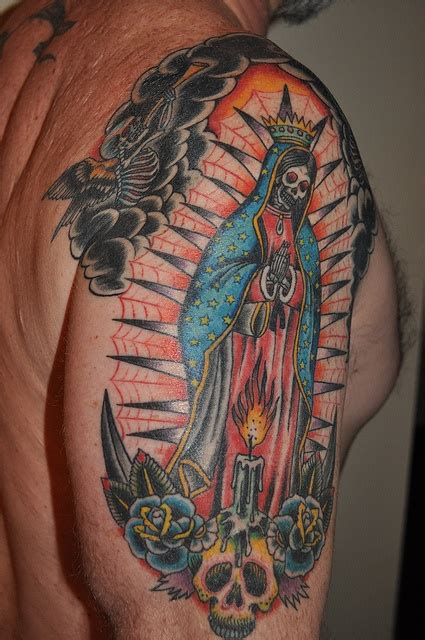 lady of guadalupe tattoo 17 best images about guadalupe on santa muerte