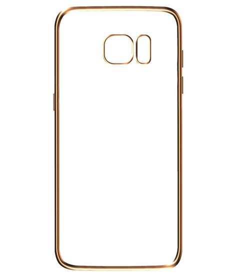 Samsung J7 2016 Clear Cover samsung galaxy j7 2016 cover by jmd golden plain back