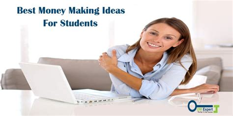 Online Money Making Ideas 2016 - best money making ideas for students online marketing expert