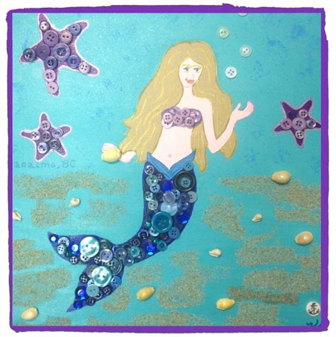mermaid crafts for adorable mermaid themed crafts for your mermaid