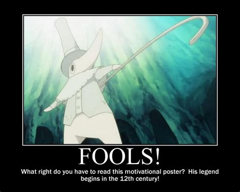 Soul Eater Excalibur Meme - fools by firingwall on deviantart