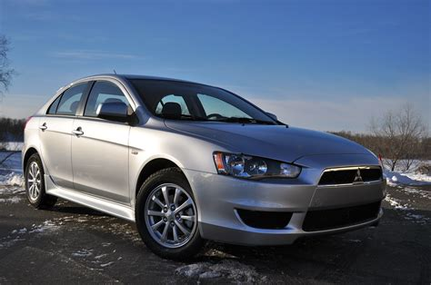 mitsubishi sportback 187 review 2011 mitsubishi lancer sportback es the shark