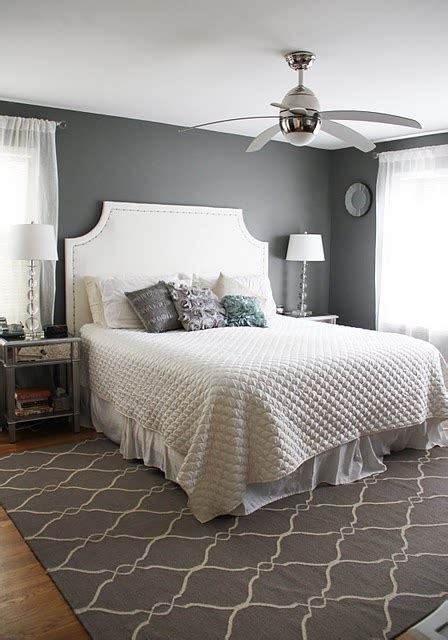 grey bedroom rug main bedroom inspiration love the grey white contrast and