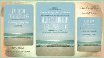 read more modern beach wedding invitations wedding