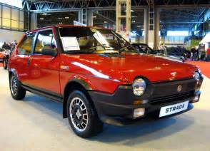 Fiat Strada Abarth 1981 Fiat Strada Abarth 125 Tc Related Infomation