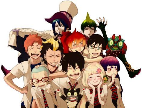 anoboy ao no exorcist renzo shima zerochan anime image board