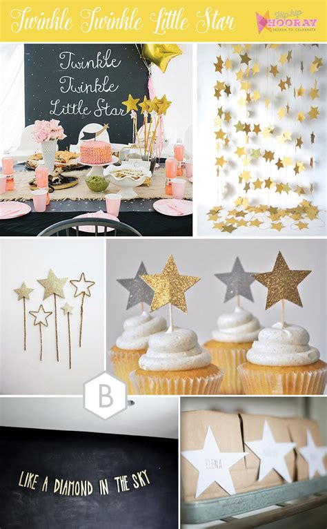 little decorations five first birthday party ideas