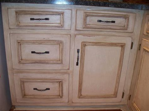 painted glazed kitchen cabinets off white kitchen cabinets with glaze house furniture