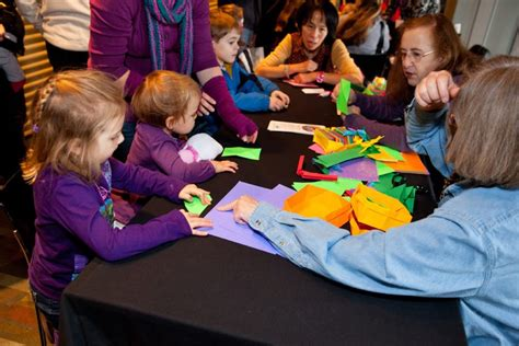 Doing Origami - free coloring pages hear philly wonderful shopping