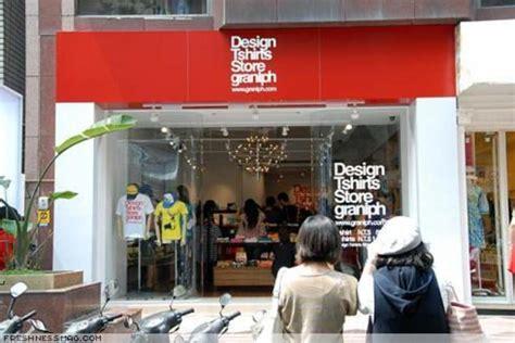 design t shirt store graniph tokyo design tshirts store graniph taipei freshness mag